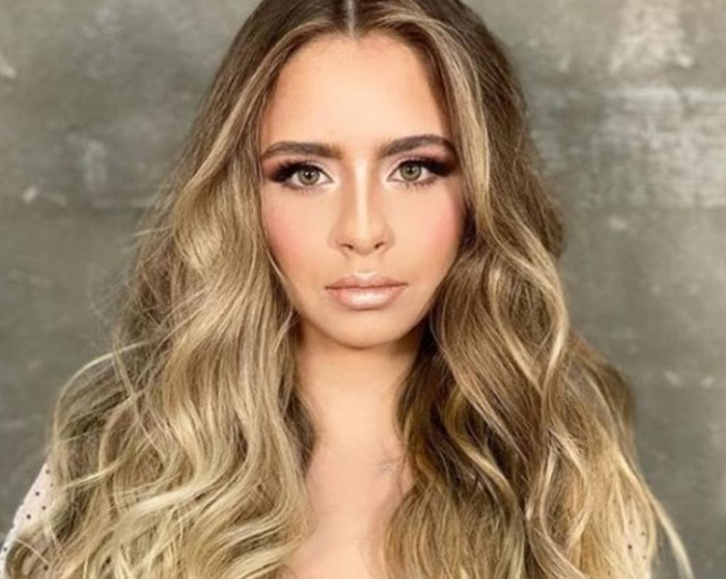 Amely González, la guapa hermana de Christian Nodal