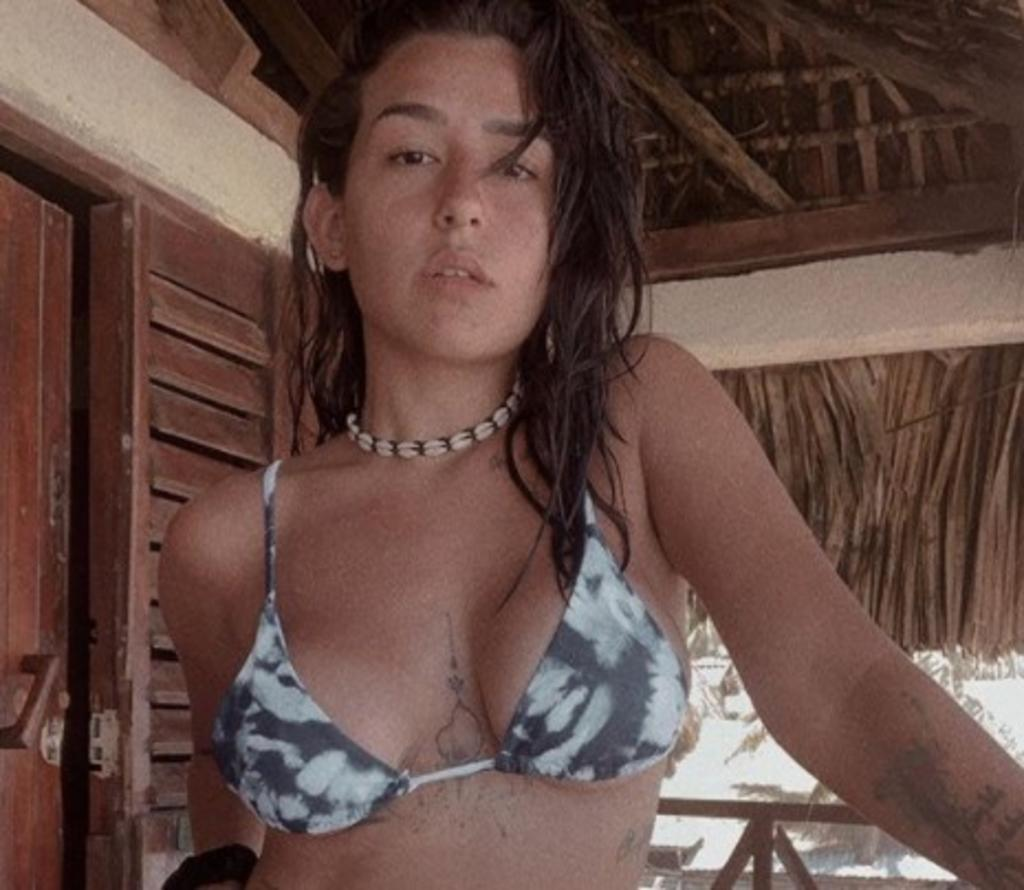 Romina Marcos, hija de Niurka, presume su 'celulitis' tras perder 18 kg