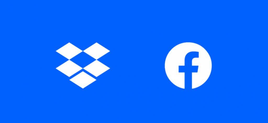 Transfiere tus fotos y videos de Facebook a Dropbox