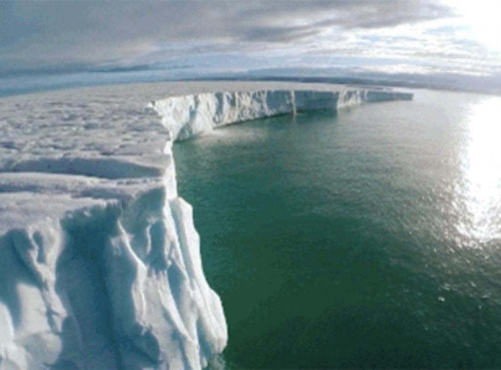 Reducción de hielo del Mar de Bering, sin precedentes en 5,500 años