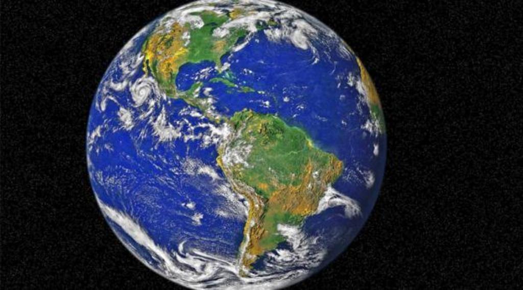 Cinturones de radiación de la Tierra son un acelerador de partículas gigante