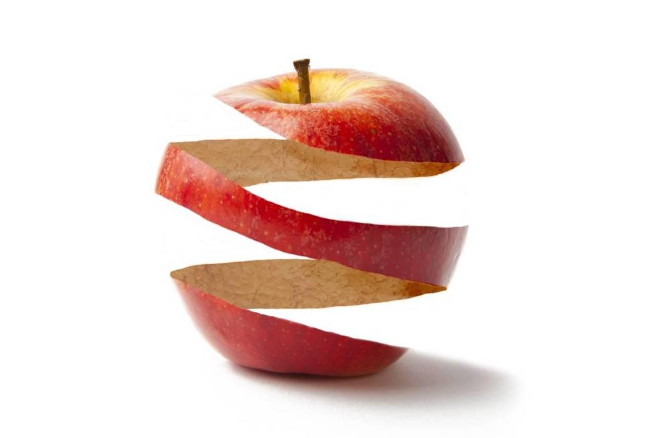Usos de la cáscara de la manzana