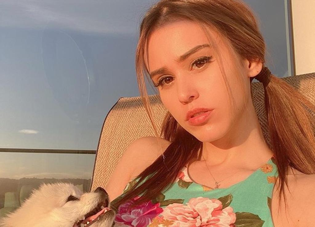 Yanet García se 'apodera' de Instagram con video en bikini