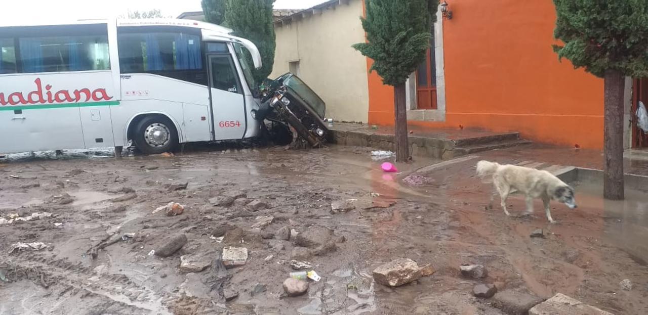 Un muerto en Coneto por lluvias