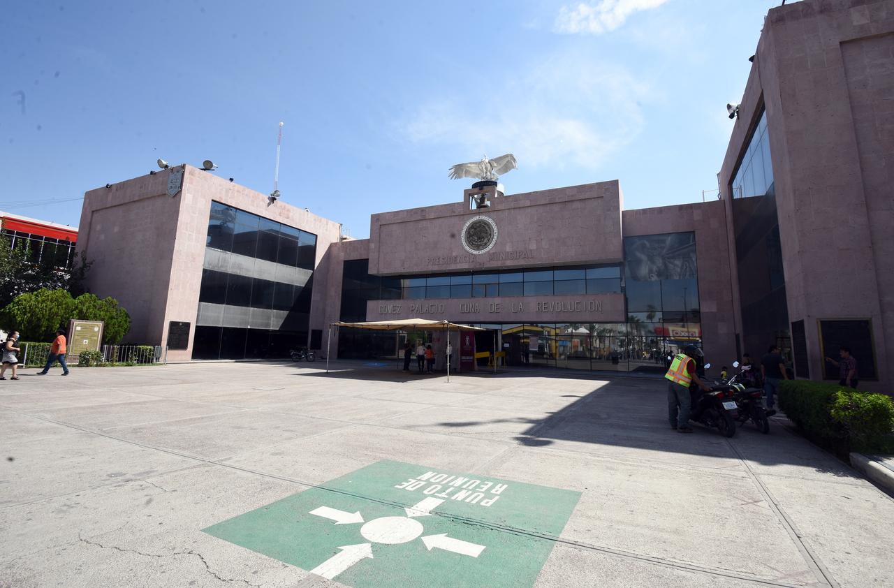 Se prepara Gómez Palacio para disminución presupuestal en 2021