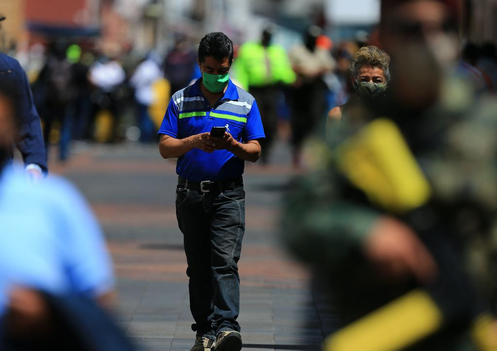 Acumula Ecuador 118,911 casos de COVID-19