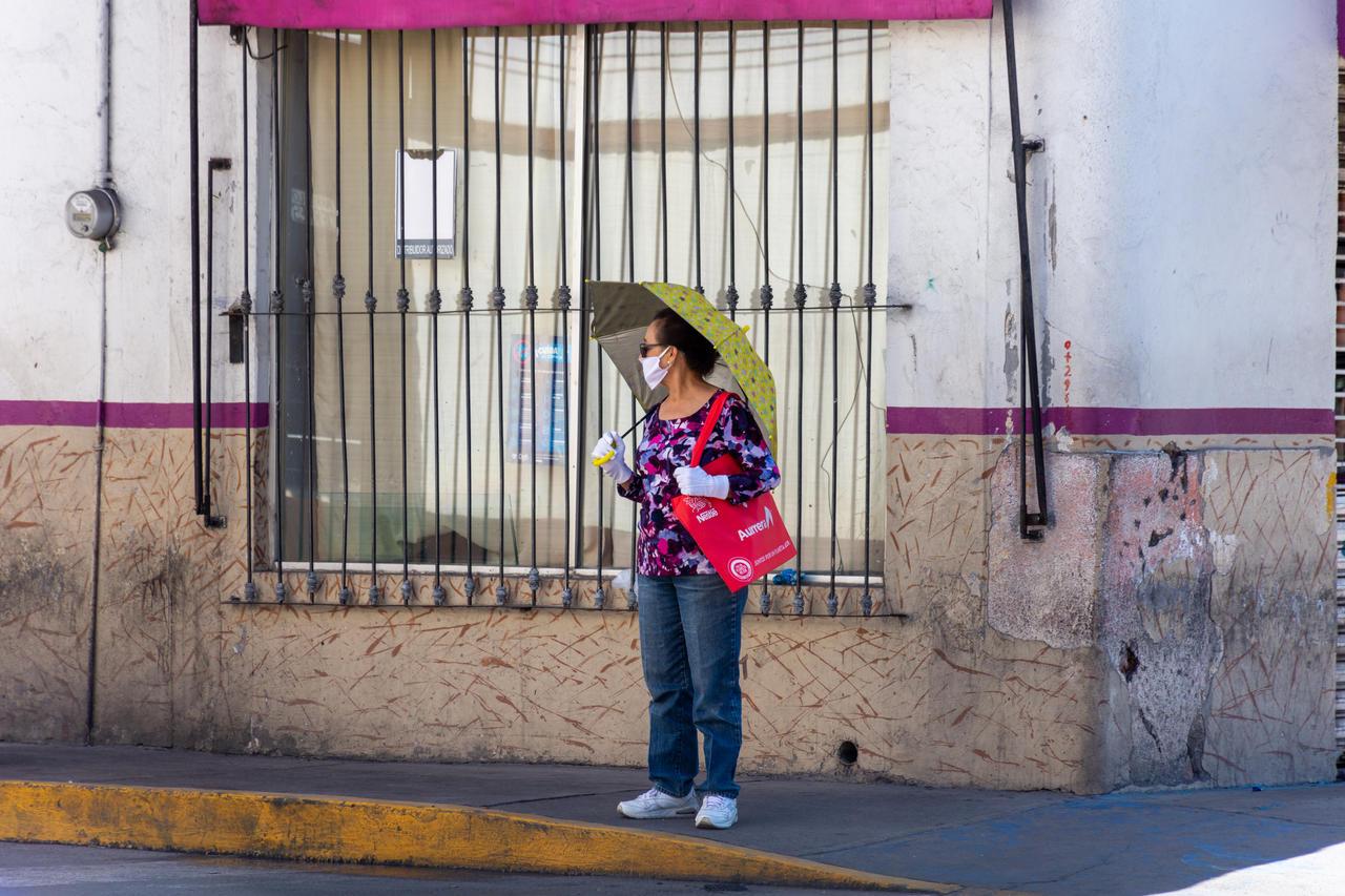 Confirman tres defunciones y 95 nuevos contagios de Covid-19 en Durango