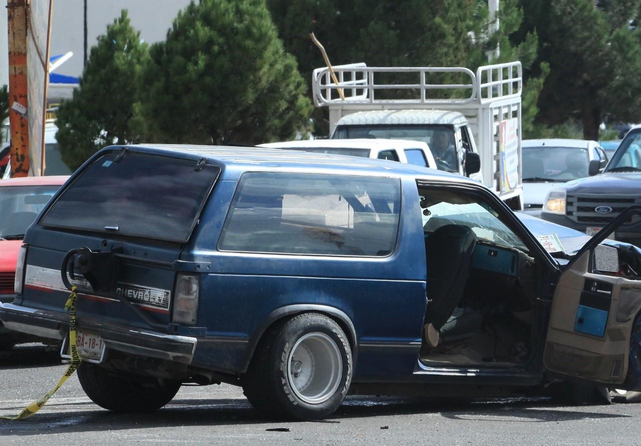 Al día 12.2 accidentes vehiculares en la ciudad de Durango