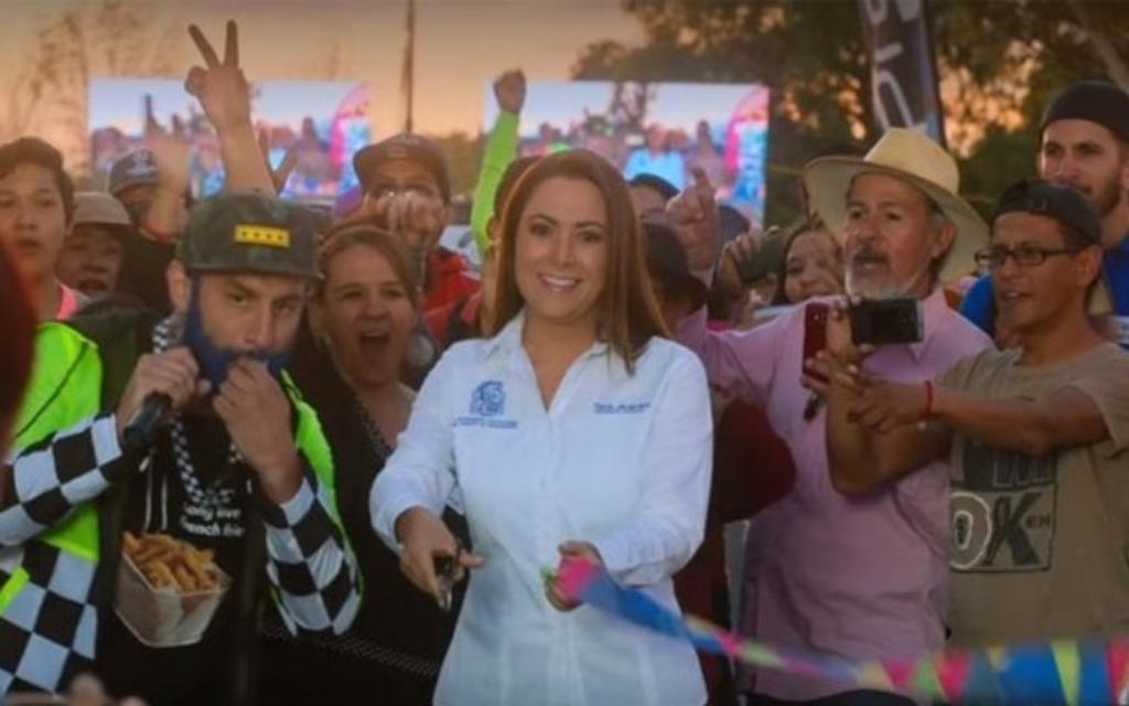 #LadyNetflix; alcaldesa de Aguascalientes aparece en producción de la plataforma