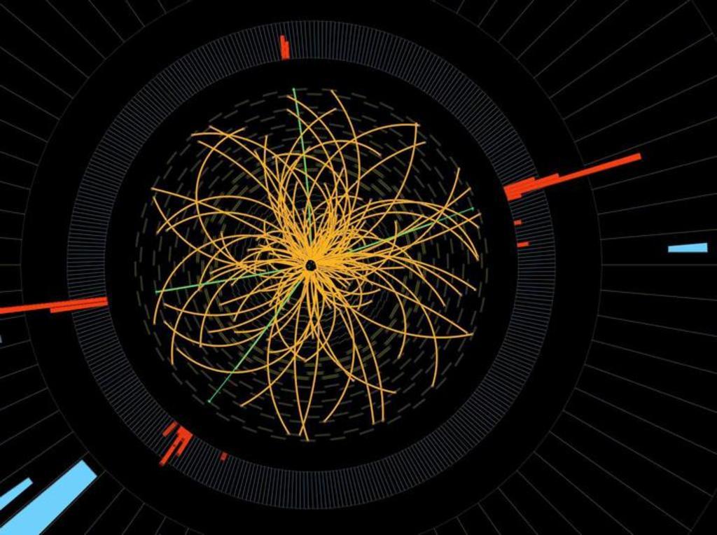 Bosón de Higgs interactúa con partículas como los muones