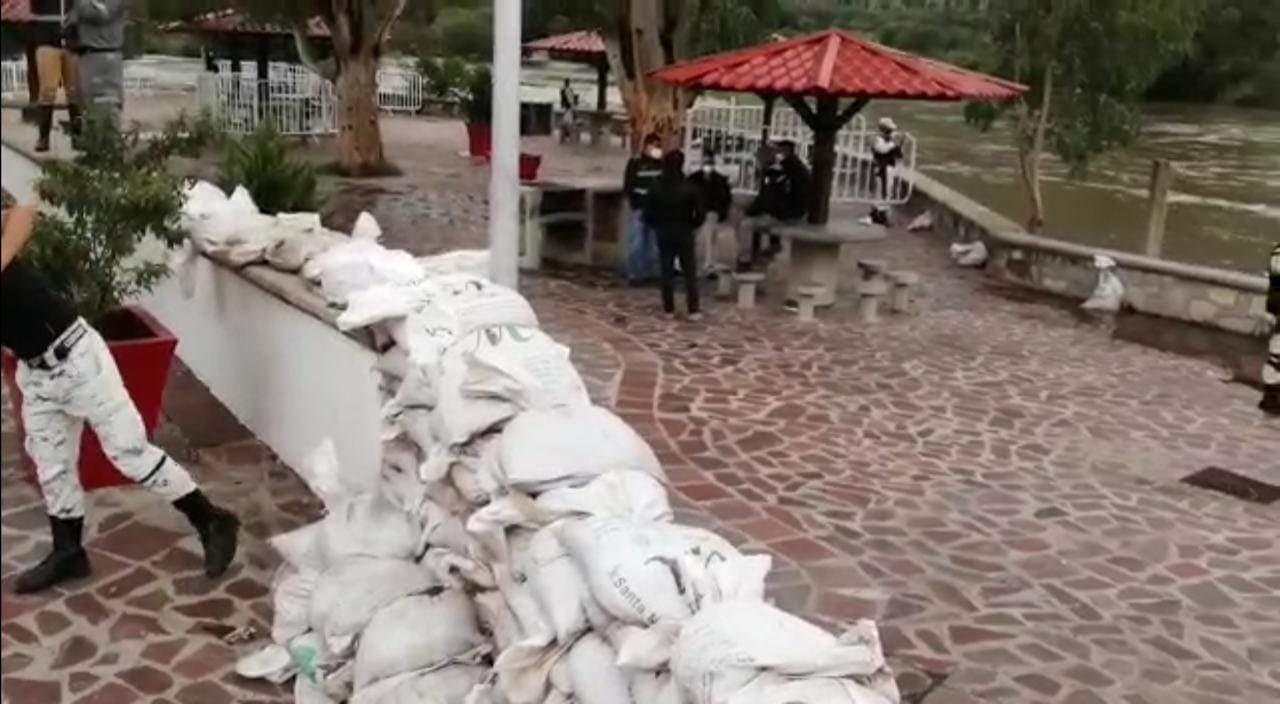 Prevén aumento en nivel de ríos La Sauceda y Tunal