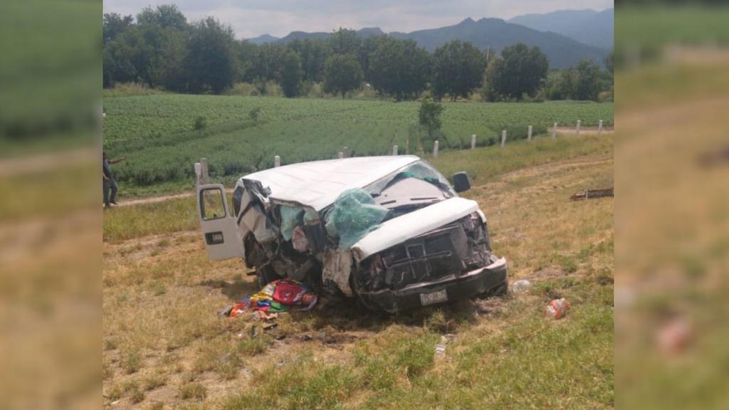 Un muerto y un herido tras accidente carretero en Ciudad Lerdo