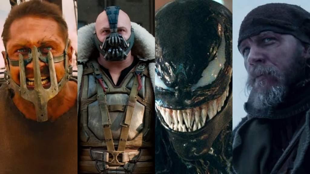Tom Hardy y algunos de sus papeles en el cine por sus 43 años