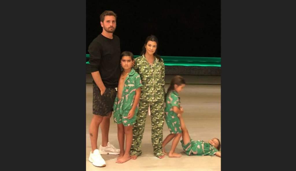 ¿Kourtney Kardashian y Scott Disick planean tener un cuarto hijo?