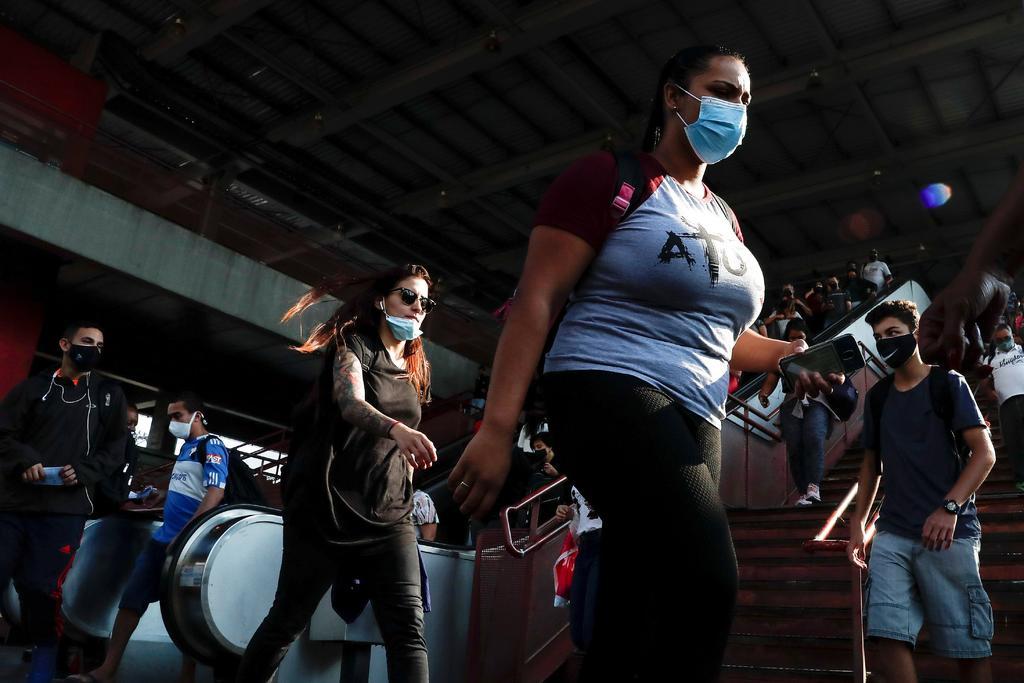 Brasil superar de nueva cuenta las mil muertes diarias por COVID-19