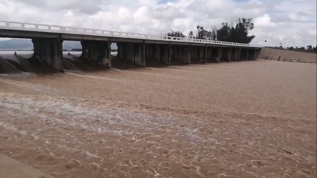 Vigilan aumento en nivel de  los ríos La Sauceda y Tunal