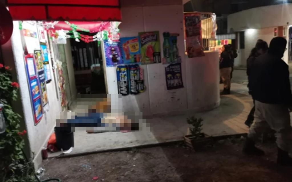 Asesinan a dos jóvenes en tienda de Tultitlán
