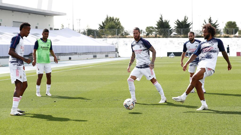 Real Madrid se prepara sin Hazard ni Gareth Bale