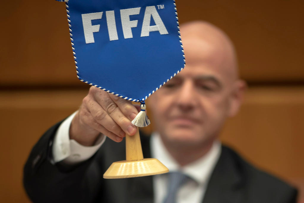 FIFA estima un costo de 14 mil mdd al futbol mundial por COVID-19