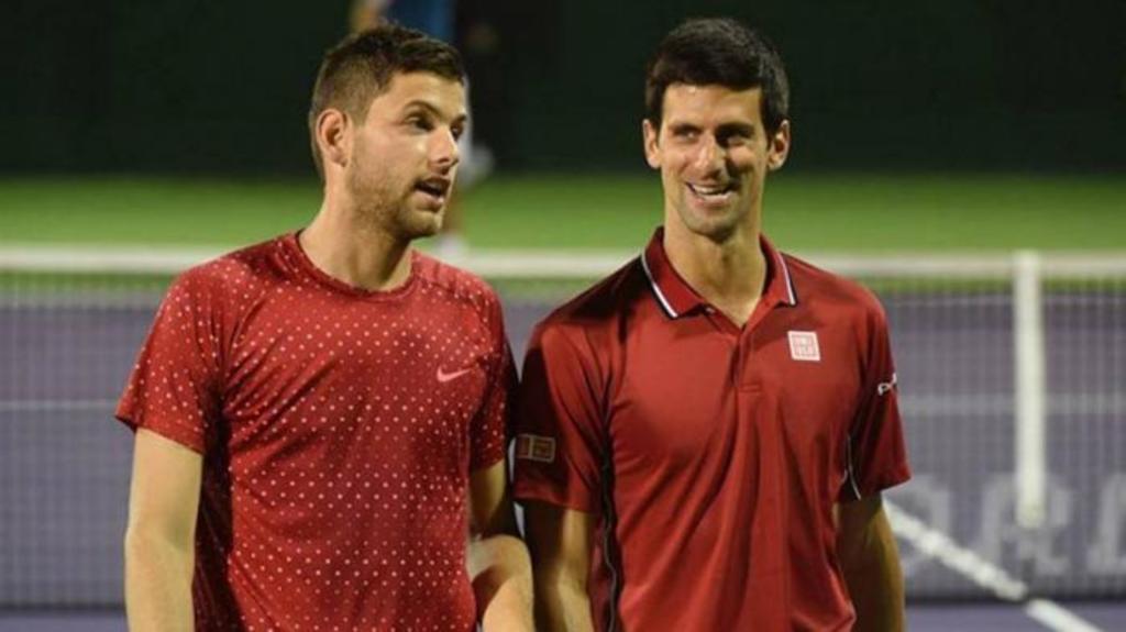 Derbi serbio entre Djokovic y Krajinovic en octavos