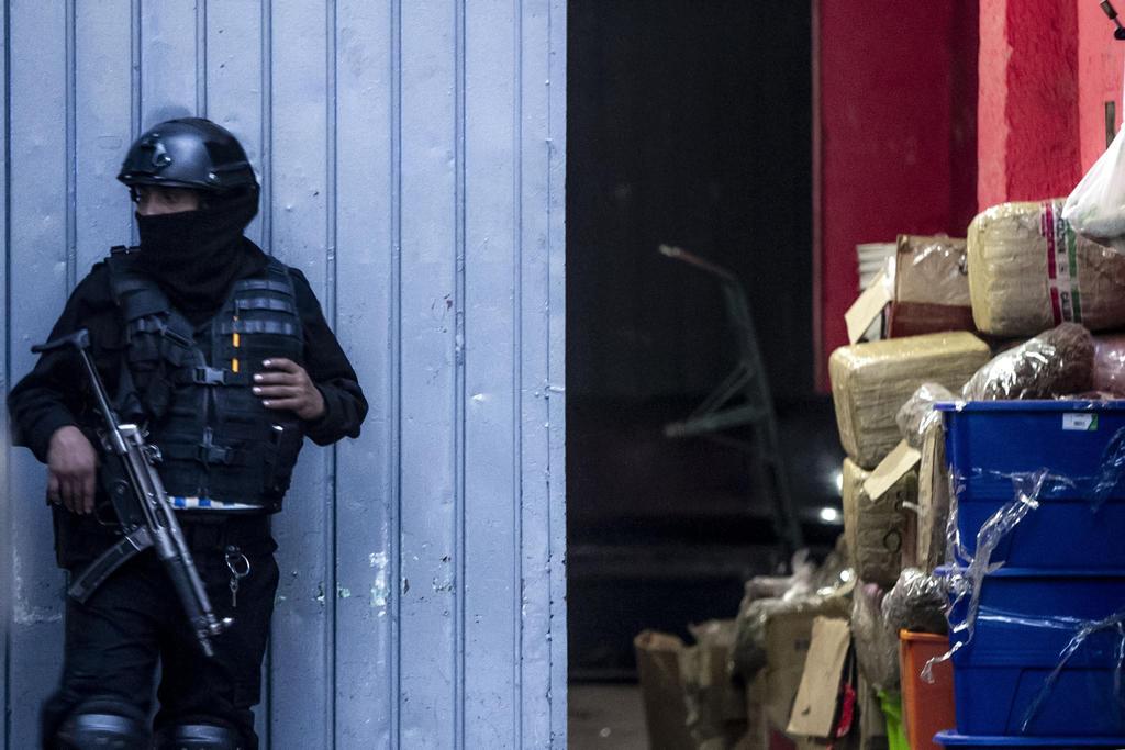 Demanda EUA a México 'hacer más' para combatir narcotráfico