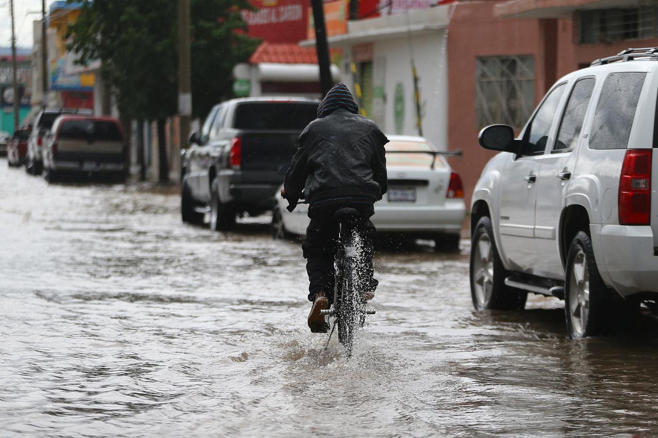 Probabilidades de lluvia van a la baja para Durango