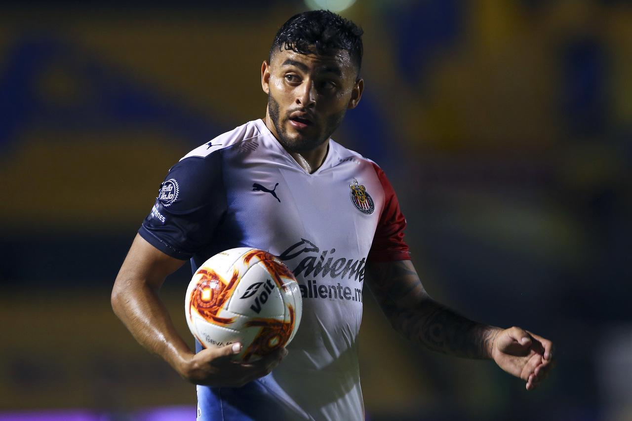 Alexis es 100 por ciento fiel a Chivas