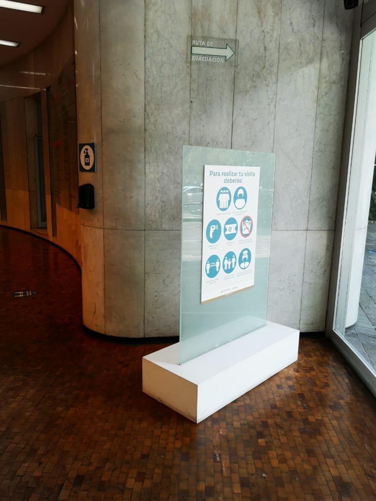 Museo de Arte Moderno continúa con protocolos