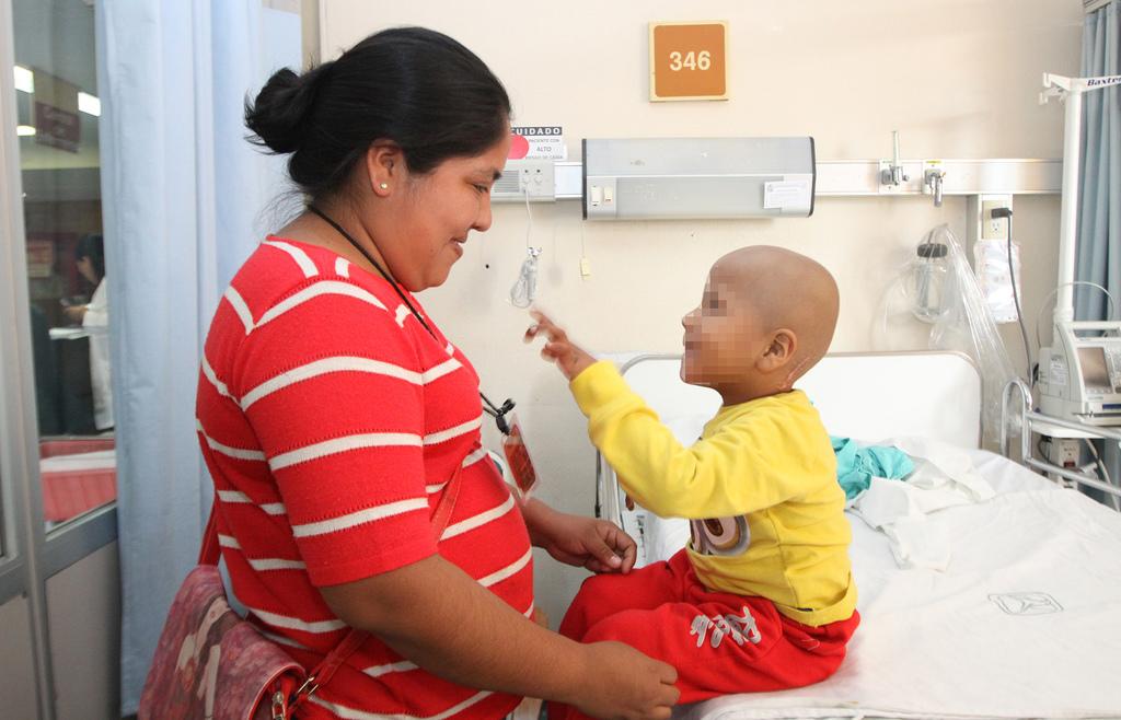 Acceso a medicinas, otro reto del cáncer infantil en México