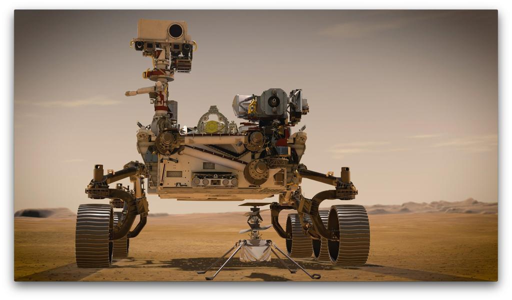 Explican investigadores dificultad de descubrir huellas de vida en arcilla marciana