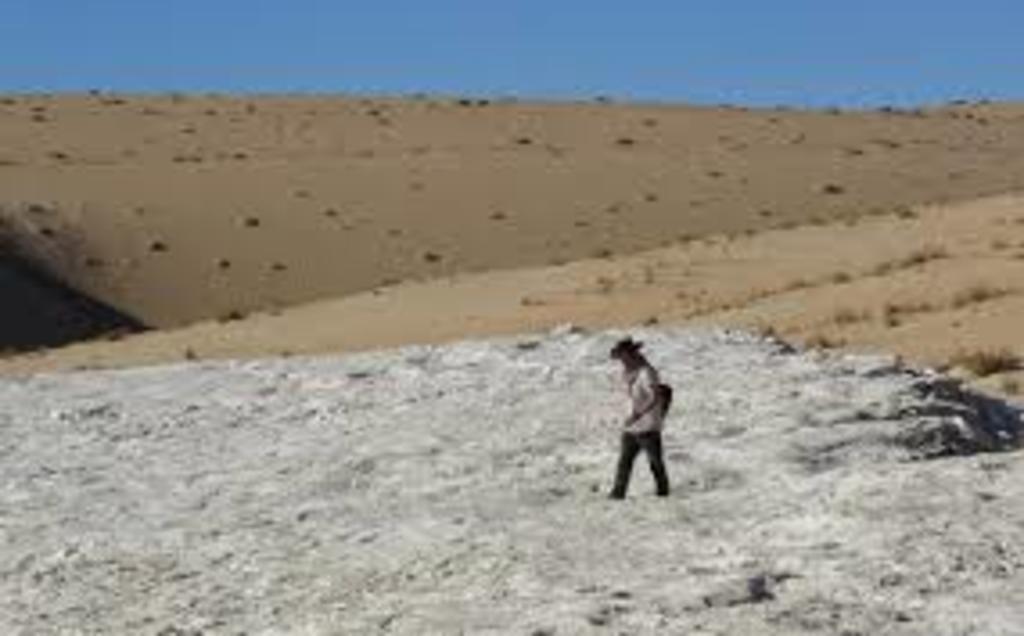 Hallan la evidencia más antigua de humanos en Arabia