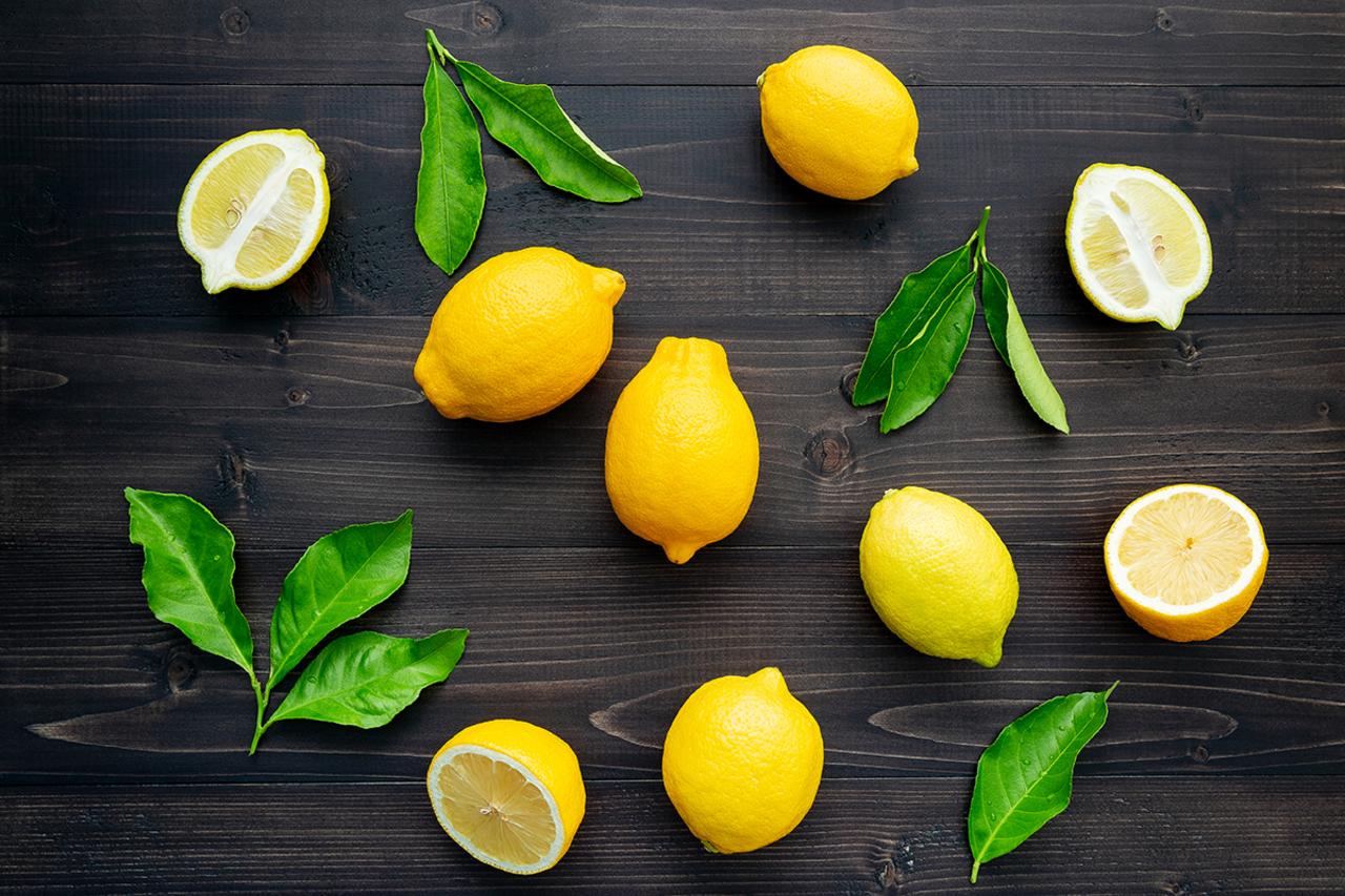 Siete aportes del limón a la salud
