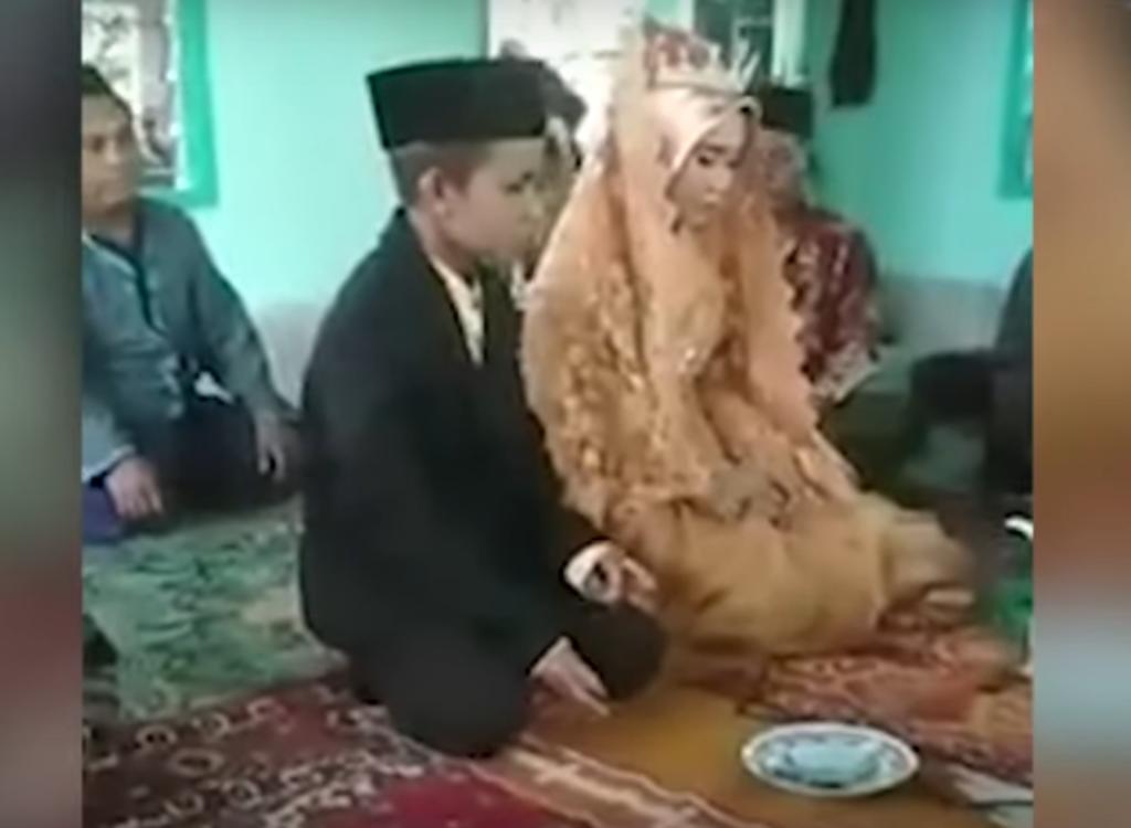 Niña de 12 y niño de 15 son obligados a casarse por 'haber tenido una cita'