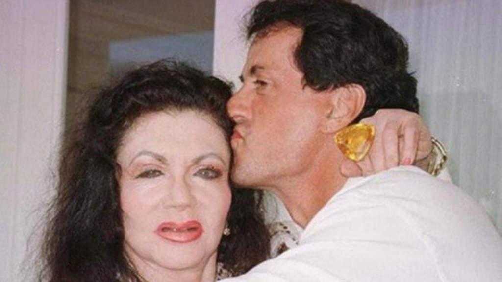 Muere madre de Sylvester Stallone a los 98 años