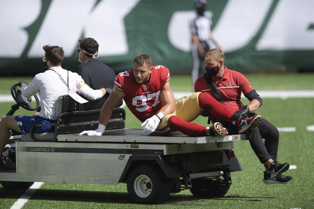 Abundan lesiones en semana dos de la NFL