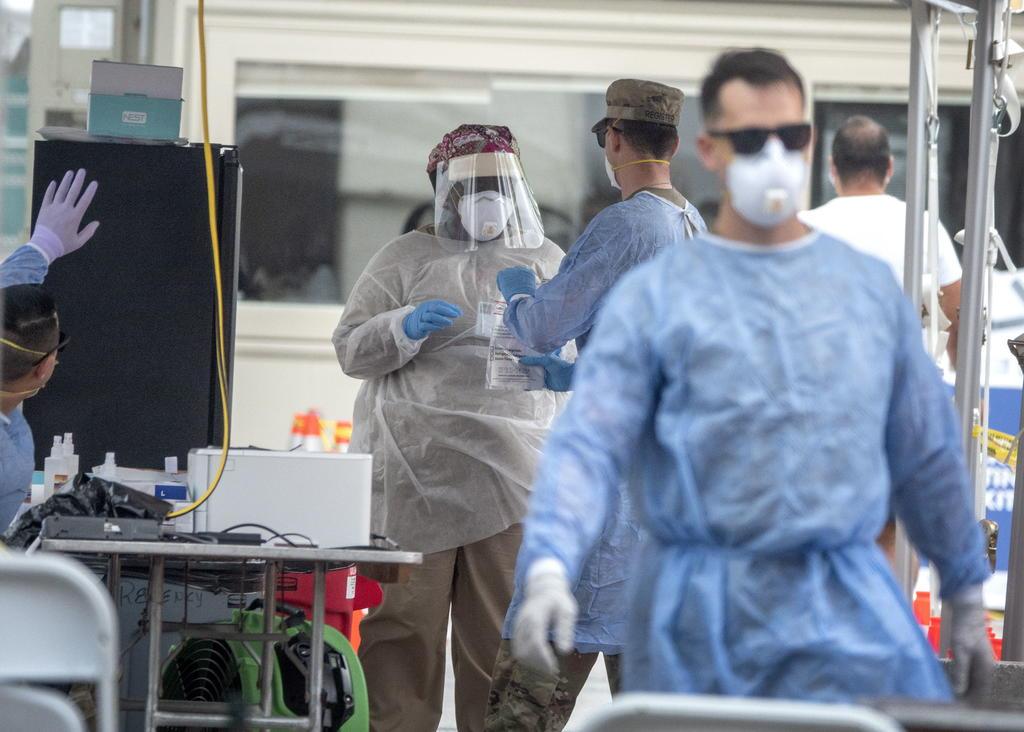 Supera EUA las 200,000 muertes confirmadas por COVID-19