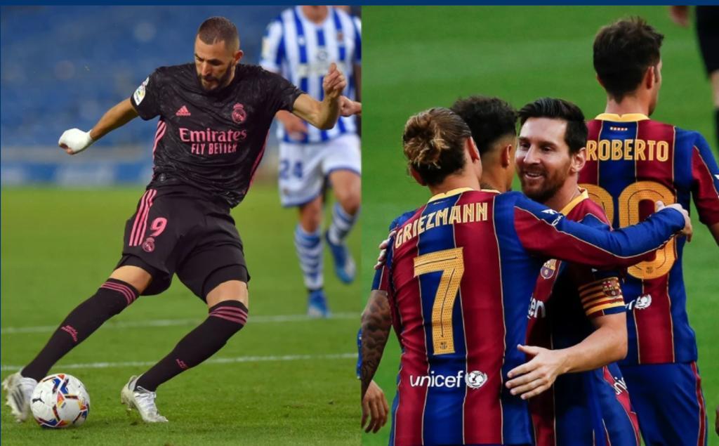 Esto nos dejó la segunda fecha de La Liga de España