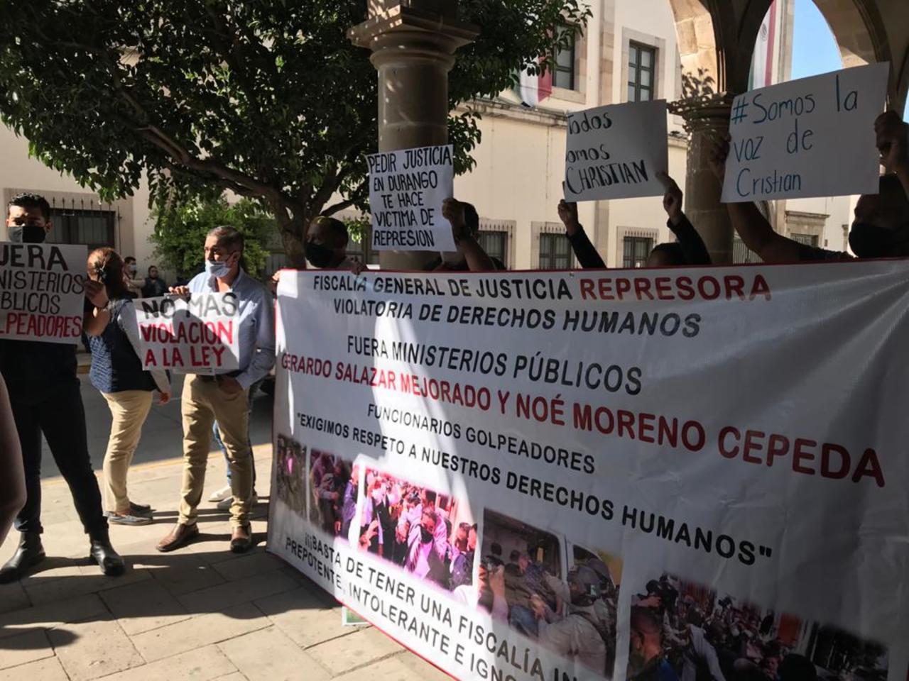 Piden la destitución de la Fiscal del Estado de Durango