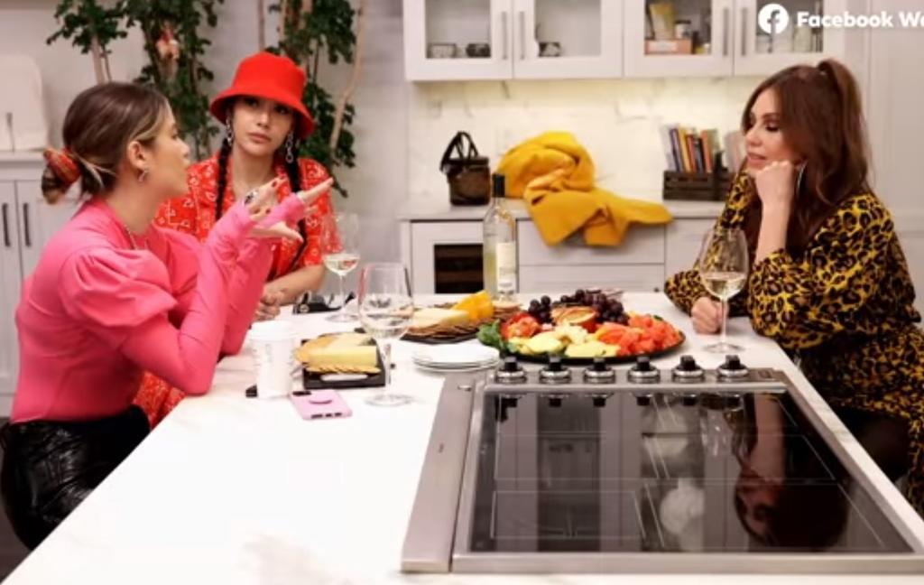 Thalía, Sofía Reyes y Farina lanzan 'Latin Music Queens'