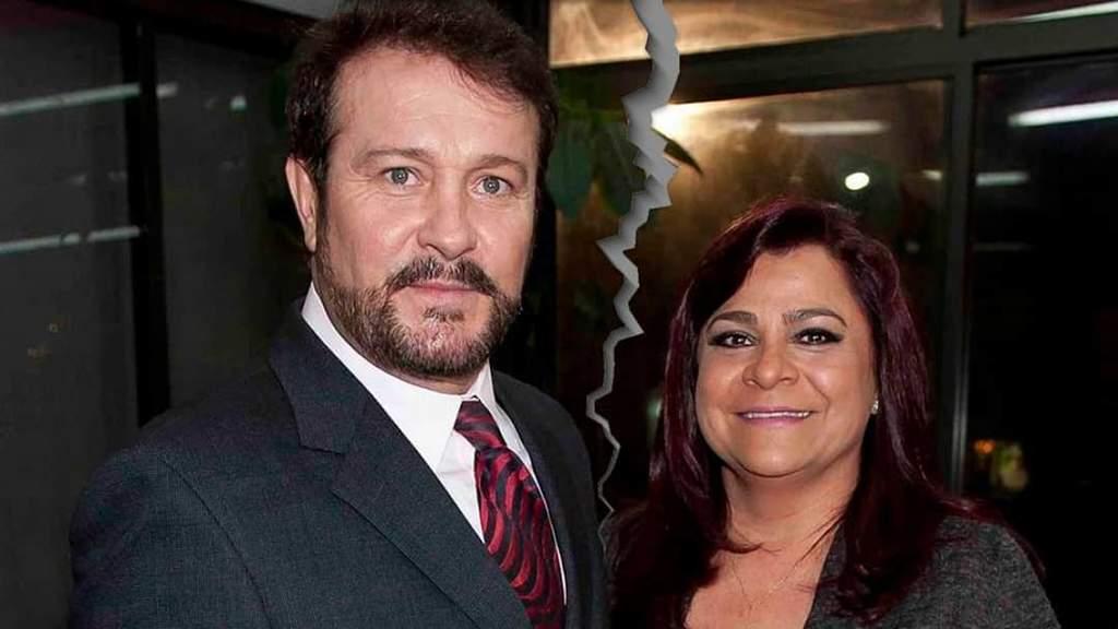 Arturo Peniche se separa de su esposa tras 38 años de matrimonio
