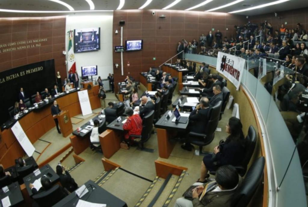 Senadores de PAN exigen comparecencia de titulares de Ssa y SSPC