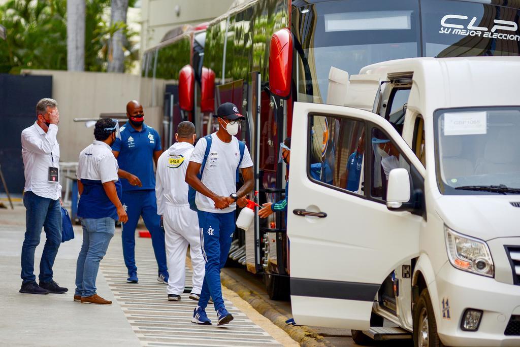 Estadio del Barcelona de Guayaquil es suspendido por un brote de COVID-19