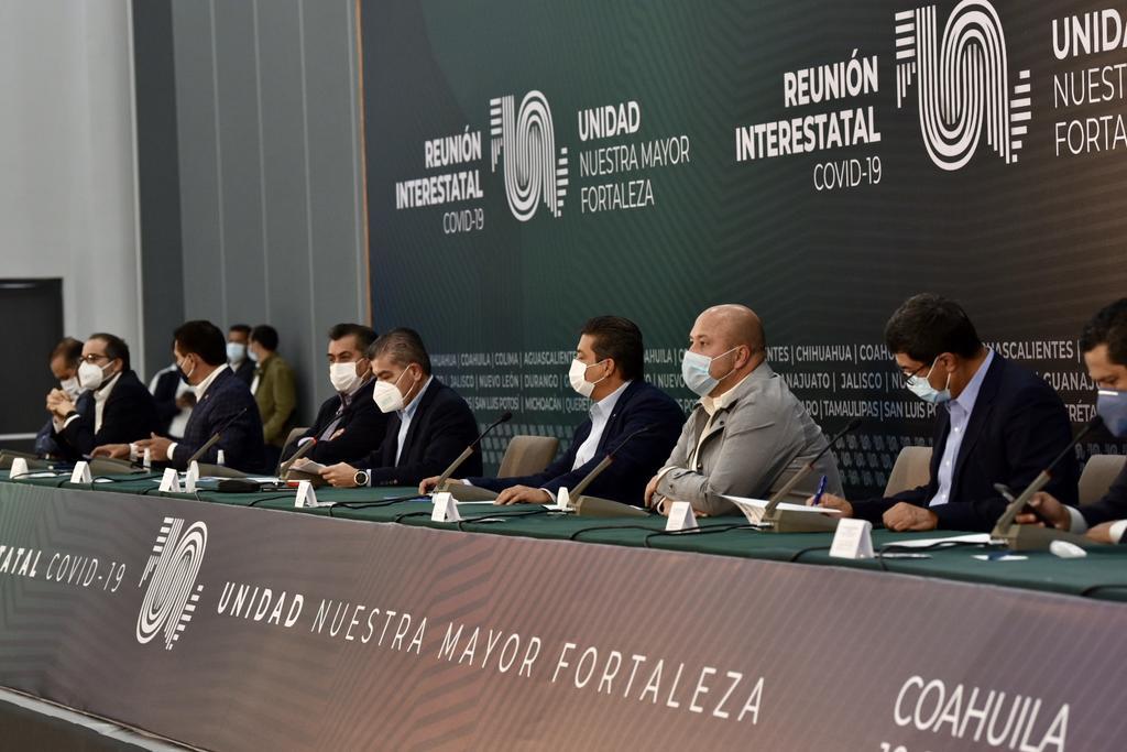 Sesionará Alianza Federalista en CDMX; discutirá Presupuesto 2021