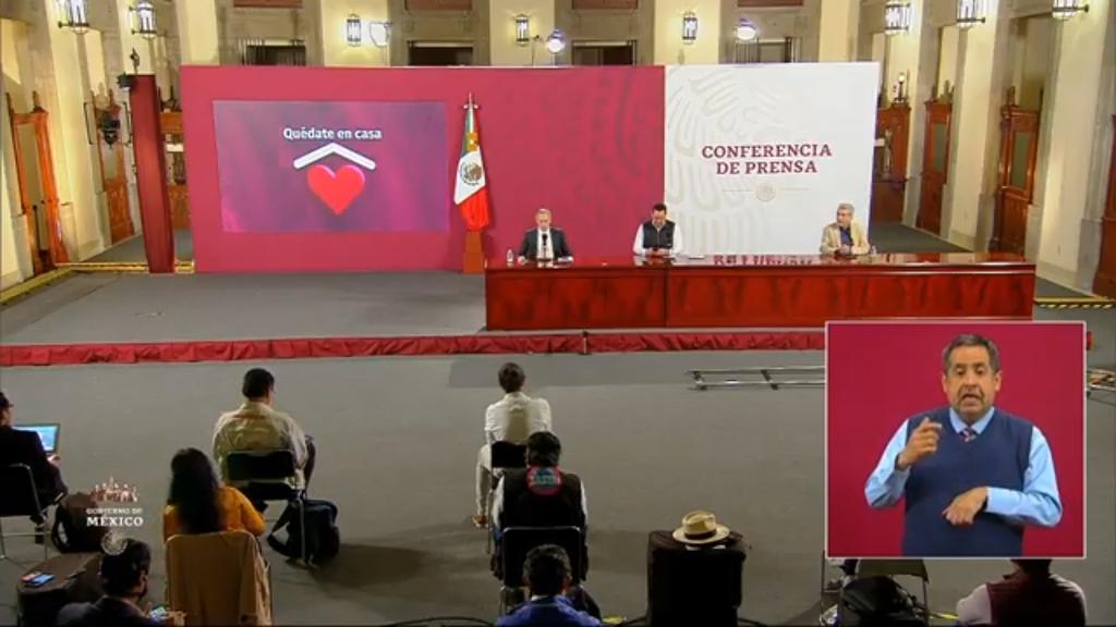 Reportan 74 mil 348 decesos por COVID-19 en México