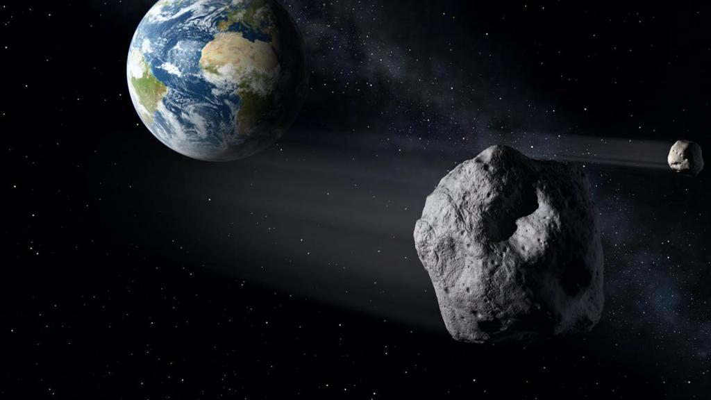 Asteroide del tamaño de un autobús pasará cerca de la tierra