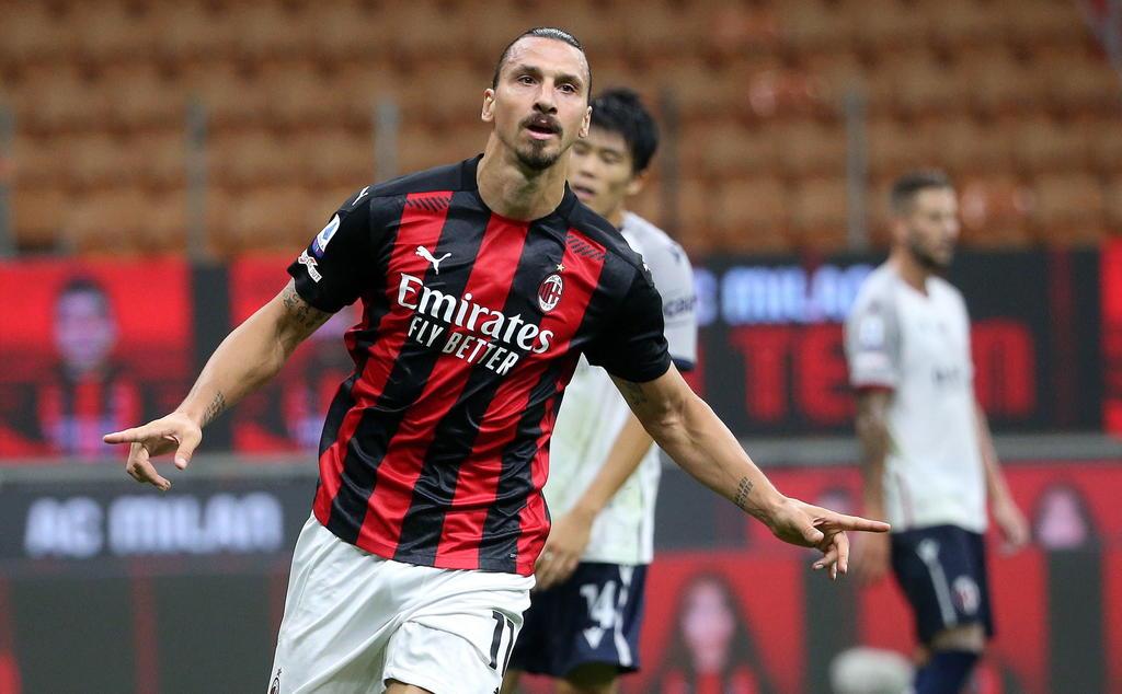 Zlatan Ibrahimovic da positivo a COVID-19