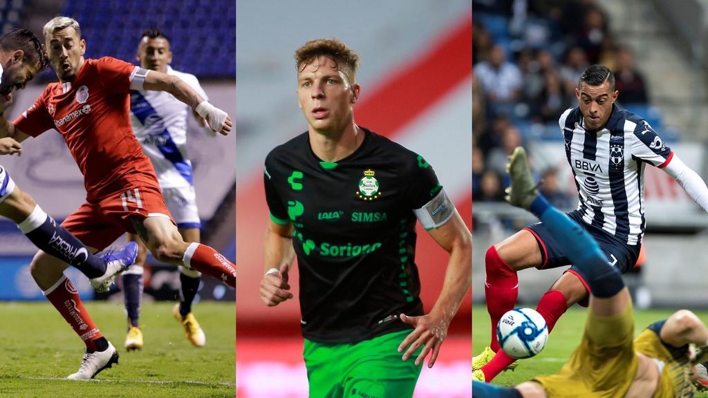 ¿Qué jugadores naturalizados podrían ir a la Selección Mexicana?