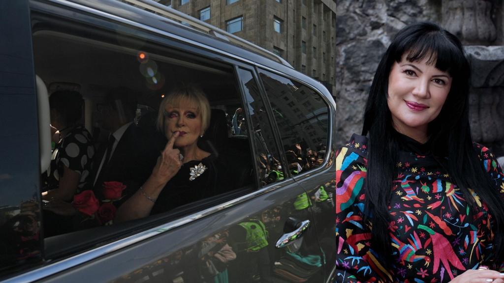 Alejandra Ávalos responde a la amenaza de demanda de Anel Noreña