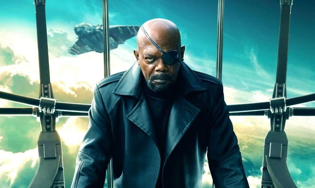 'Nick Fury' tendrá su propia serie en Disney Plus