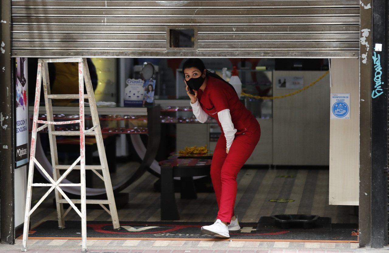 Amplían línea de crédito a Colombia por contingencia